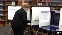 Zgjedhjet në SHBA: Në një qendër votimi në Eshbërn të shtetit Virxhinia