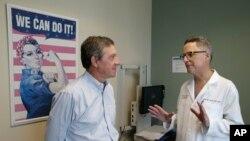 La disminución más pronunciada se produjo entre los pacientes con cáncer de próstata. El número de muertes bajó en 51%.