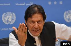 PM Pakistan, Imran Khan. (Foto: dok).