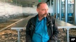 El estadounidense Timothy Brown, conocido como el paciente de Berlín cuando se sometió a un tratamiento similar en Alemania en 2007, que también eliminó su VIH.