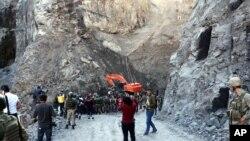 Şırnak'ta 2017'de yaşanan maden kazası