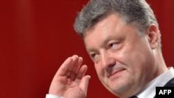 乌克兰当选总统波罗申科。