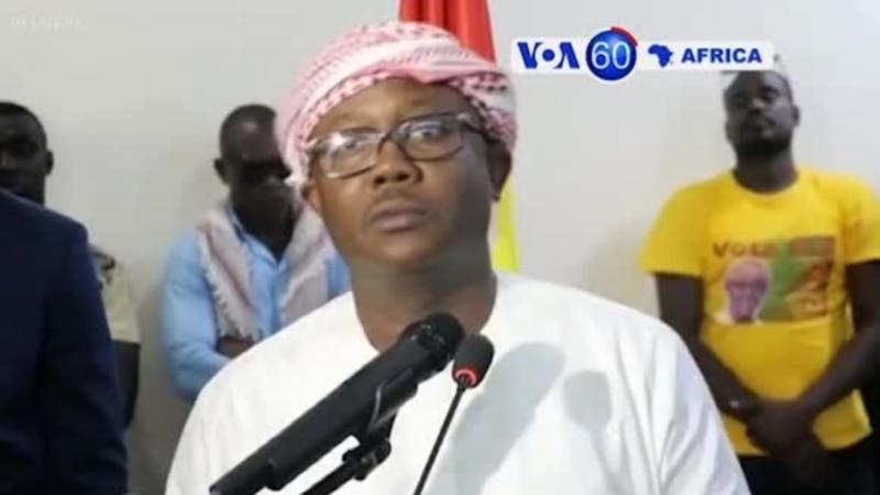 """Présidentielle contestée: Embalo insiste qu'il sera """"investi"""" jeudi à Bissau"""