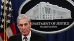 သမၼတ Trump အေပၚ အေရးယူႏိုင္ျခင္း မရွိခဲ႔တဲ႔ အေပၚ Mueller ရွင္းလင္း