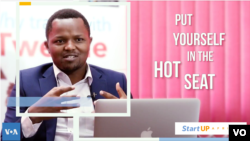 StartUP Africa: Put Yourself in the Hot Seat
