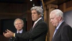 دو سناتور کنگره خواستار تعیین حدی برای نقش آمریکا در لیبی شدند