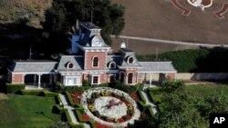 El rancho Neverland del fallecido cantante Michael Jackson está tasado en $30 millones de dólares.