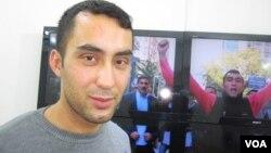 AXCP fəalı Dəyanət Babayev