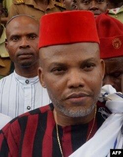 Nnamdi Kanu, Jagoran Kungiyar Fafutukar Kafa Kasar Biafra, IPOB