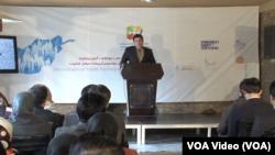 نشست شبکه جوانان متخصص در مرکز مدیوتیک افغانستان