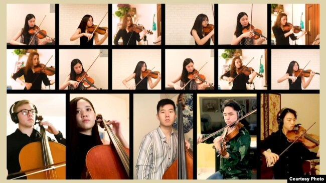 Ensemble Berklee College of Music dalam Konser Untuk Indonesia (courtesy: Berklee Indonesian Community).