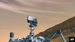 مریخ ته د سفر تیاری