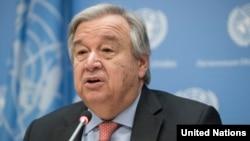 Sekjen PBB, Antonio Guterres. (Foto: dok).