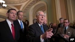Mič Mekonel, lider republikanske većine u Senatu