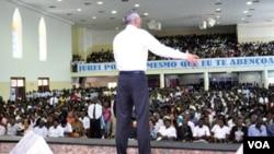 Igreja da IURD em Angola (Foto IURD)