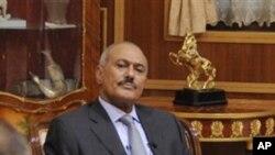 صدر صالح 'چند روز' میں وطن لوٹ آئینگے، یمنی نائب صدر
