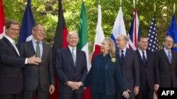 Ministri spoljnih poslova zemalja Grupe 8 na sastanku u Vašingtonu
