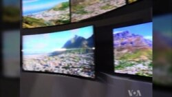 Curved Screens, Wearable Technology Dominate Consumer Electronic Show