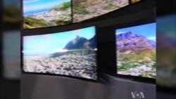 โทรทัศน์แบบจอโค้งงอได้ และนาฬิกา Smart Watch คือพระเอกของงานแสดงเทคโนโลยี CES 2014