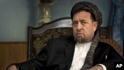 阿富汗副行政长官穆罕默德·默哈奇克 (资料照片)