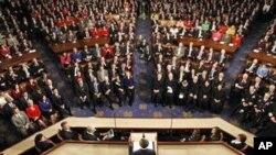 ملت ته د اوباما د خطاب په اړه بیلابیل غبرگونونه ښودل شوي