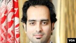 Aimal Faizi, Spokesman of Afghan President