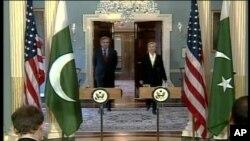 واشنگټن کې د امریکا او پاکستان ستراتیژیکې خبرې