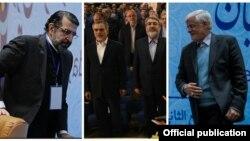 دبیر ستاد انتخابات ایران می گوید ۶ هزار و ۷۵۳ نفر مجموعا رد یا عدم احراز صلاحیت شدند.