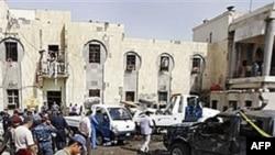 Irak'ta Hükümet Binalarına Saldırı