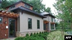 Shtëpia e parë e gjelbër në brigjet lindore të Shteteve të Bashkuara