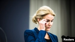 丹麥首相施密特