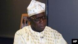 Tsohon shugaban Najeriya, Olusegun Obasanjo
