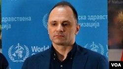Venko Filipçe, Ministër i Shëndetësisë i Maqedonisë së Veriut