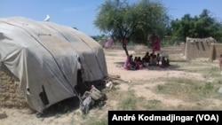 Deuxième réunion tripartite Tchad-Soudan-HCR pour le retour volontaire et consenti des réfugiés soudanais à l'Est du Tchad, le 27 septembre 2016. (VOA/André Kodmadjingar)