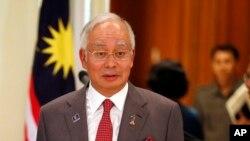 Perdana Menteri Malaysia Najib Razak mendesak agar kelompok bersenjata Filipina di Sabah menyerahkan diri (Foto: dok).