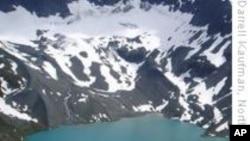 研究表明北极变暖和人类活动相关
