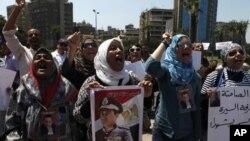 穆巴拉克支持者