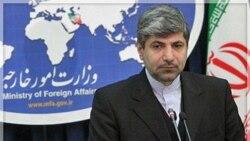 رامین مهمانپرست ، سخنگوی وزارت امور خارجه جمهوری اسلامی ایران