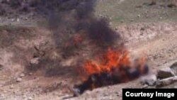 Tibetan Man Self-immolates in Kham Tawu
