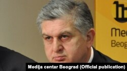 Srđan Šajn je na čelu Romske Partije, Foto: Medija centar