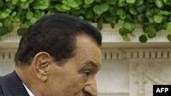 Tổng thống Ai Cập Hosni Mubarak