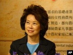 趙小蘭 前美國勞工部長
