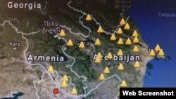 İran ərazisində zəlzələ qeydə alınıb