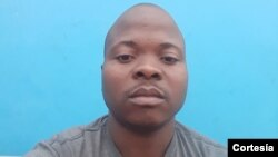 César Diangongo, secretário provincial do Sinprof no Bengo.