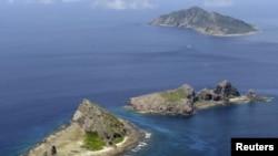 چین اور جاپان کے درمیان متنازع جزائر