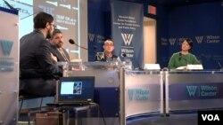 5일 워싱턴 DC의 우드로윌슨센터에서 한반도 안보 토론회가 열렸다.