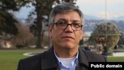 Ciwan Yûsif Berpirsê Komîta Kurdî ya Mafên Mirovan li Bern