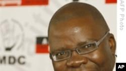 Zimbabwe Police Raid MDC House