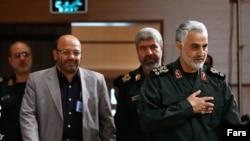 قاسم سلیمانی، فرمانده سپاه قدس ایران