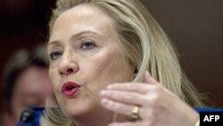 Hillari Klinton İrana qarşı ABŞ sanksiyalarının həyata keçiriləcəyinə vəd verib